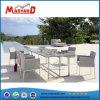Hot Sale châssis en acier inoxydable mobilier extérieur Set de table