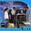 Portable bajo sistema de inspección del vehículo, sistema de vigilancia del vídeo del coche IP65