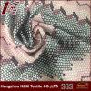 Kleid-Gewebe passte Entwurf gedrucktes Spandex-Polyester-Gefäß-Gewebe an
