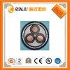 35kv cavo elettrico di rame del fodero del PVC dell'isolamento di memoria XLPE