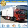 30 Tonnen HochleistungsDongfeng 8X4 gekühlte Lastwagen-LKW-