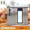 (電気ガスのディーゼル) 16 Trays Rotary Rack Oven Baking Machinery