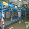 Elevación automática de 2 gradas que resbala el equipo del estacionamiento del coche