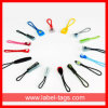 Reißverschluss-Abziehvorrichtung, kleidender Kennsatz, Reißverschluss-Marke, Hangtag