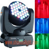Indicatore luminoso capo mobile del raggio luminoso del LED con 3W*36PCS RGBW LED