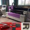 Machine de découpe CNC en métal de la faucheuse de fibre / Machine de découpe laser CNC à bon marché