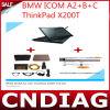 A2+B+C het kenmerkende en Hulpmiddel van de Programmering voor A2 Scanner Icom met Recentste Laptop Ista/D Ista voor BMW + X200t van de Software het Scherm van de Aanraking