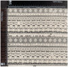 125cmの白く豪華なギピールレース水化学刺繍のレースファブリック