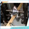 Protetor de canto de alta velocidade de placa de borda de papel que faz a linha de produção da máquina