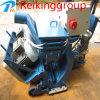 Máquina superficial del chorreo con granalla de la limpieza de Abrator de la rueda automática