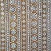 Nylon de 100% Mesh Embroidery avec Cotton Yarn