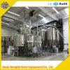 Equipamento de fabricação de cerveja fresca, chaleira para fazer cerveja