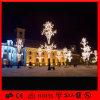 Weihnachten einfacher einhängenpole zerteilt Motiv-Straßenlaterne