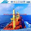 25t@20mの船のデッキ海洋クレーンバルク貨物