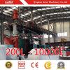Gran tambor plástico automático del barril de Qingdao que hace la máquina de Moudling del soplo