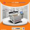 Máquina Shaped de gran eficacia del corte del vidrio del CNC con precio bajo