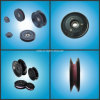 Assembled Ceramic Flanged Guide Pulleys (Flanged Wire Guides Pulley)
