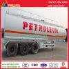 3 del árbol 42000L de petróleo de gasolina del depósito del carro del petrolero acoplado semi