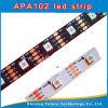 RGB LED Pixel Strip 5050 60LED Apa102 - White와 Black PCB, 5m/Roll
