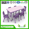 Mesa de crianças com venda quente / mobiliário escolar infantil (KF-26)