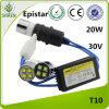 Indicatore luminoso dell'automobile della lampadina LED dell'automobile di T10 20W con il prezzo di fabbrica di Canbus