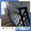 Barandilla de las escaleras del pasamano de la escalera del hierro labrado