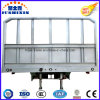 Personalizado 3 lados do eixo / Sidewall / Side Board / Fence Utility Truck Tractor Trailers com Drop Side para transporte de logística vendido para o Paquistão