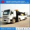 vrachtwagen van het Slepen van de Terugwinning van de Omwenteling van de Vrachtwagen 30ton Wrecker de Volledige voor de Carrier van de Vrachtwagen van het Ongeval