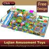 Campo de jogos interno do castelo impertinente das crianças (ST1406-11)