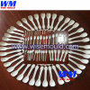 Soem 40/48 Cavities Injection Mould für Disposable Plastic Fork Knife Spoon Mold