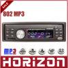 車のMP3プレーヤー、車の可聴周波音楽プレーヤーの可聴周波製品サポートの多用性があるCD、エムピー・スリーフォーマット(エムピー・スリー802)