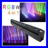 4 en 1 RGBW 8 * 10W de alta potencia arandela de la pared