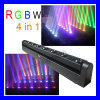 4 en 1 RGBW 8*10W High Power bañador de pared