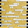 Mosaico de cristal de oro del arte para el material de construcción (VMW3908)