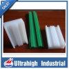 CNC Machinaal bewerkte Spoor van de Gids van de Techniek van het Spoor van de Gids UHMWPE Plastic voor De Lineaire Gids van de Transportband