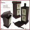 Caja de regalo para botella de vidrio de vino (1026)