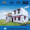 Zwei Geschoss-Familien-Behälter-Haus mit einem Wohnzimmer