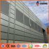 Ideabond 2014 Sliver Aluminium Wall Decorative Panels pour Exterior (AF-411)