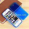 Protecteur de téléphone mobile pour iPhone 5, étui transparent TPU