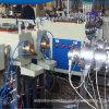 La máquina de la protuberancia del tubo doble del PVC para hace el tubo del PVC