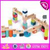 2015 blocos de apartamentos do bebê do bloco da órbita da inteligência, brinquedo da construção dos tijolos do bloco de apartamentos de DIY, brinquedo barato W13A061 do bloco de apartamentos do brinquedo