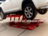 Портативное оборудование для подъема автомобиля средней высоты подъема автомобиля