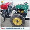 농장 관개 디젤 엔진 움직일 수 있는 뿌리기 수도 펌프