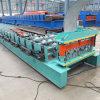 Roulis de toit en métal formant la chaîne de production