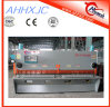 Máquina de corte hidráulica de QC11y, máquina de estaca da guilhotina da placa de aço,