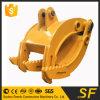 gancho agarrador manual del excavador 40tons hecho en China