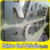 304 roestvrij staal Metal 3D Channel Letter Sign voor Advertizing