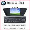 Rádio do carro para a BMW X1 BMW E84 (K-955)