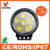 Nieuwe Product 18W 3.5 Lights Auto LED '' LED Headlight voor Trucks Motorcycles LED Car Lamps 24V Cheap Price