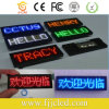 LED Mini Sign LED Meeting Table Publicidade LED Name Badge